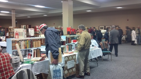 2012 Spring VABA Book Fair